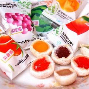 利源软糖鲜乳球脆皮软糖 水果软糖糖果 25