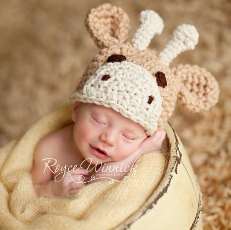 宝宝可爱帽子图片