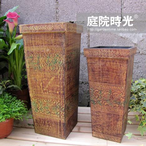 【图】网友推荐单品:【庭院时光】木制欧式仿古浮雕