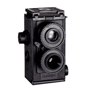 双镜头反光照相机