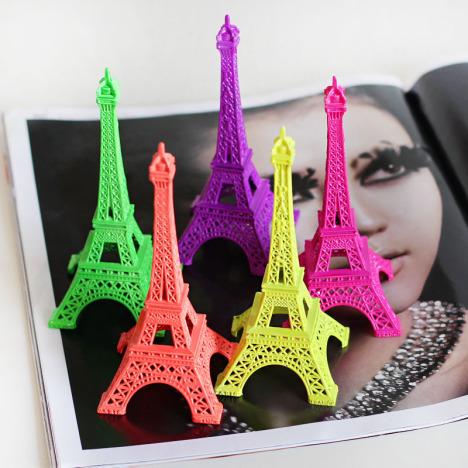 埃菲尔铁塔装饰模型摆件