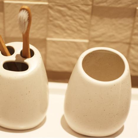 欧式大理石纹理/陶瓷卫浴四件套件