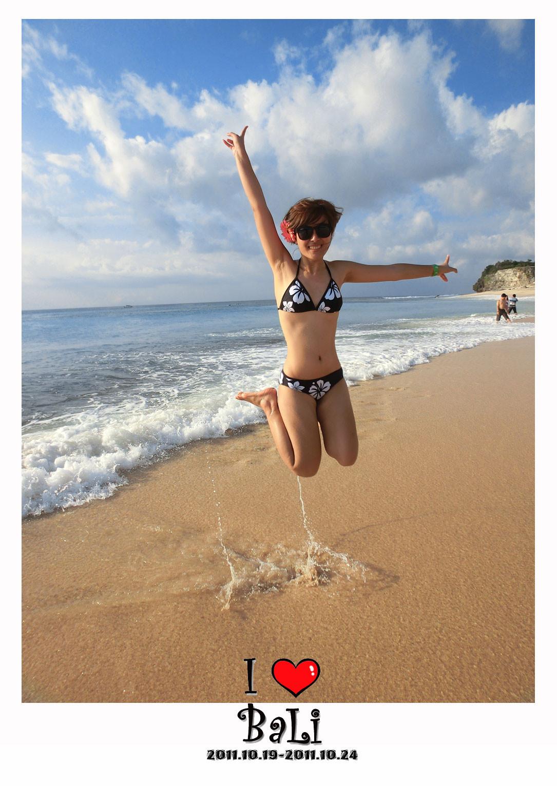 巴厘岛明星海滩,忘不掉的地方~ 2012年 06月01日 14:31