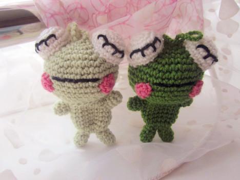钩织系列 可爱小动物
