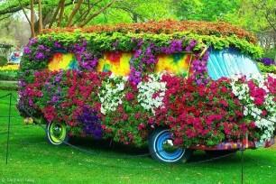 开个花店吧 装修效果图 家居设计方案