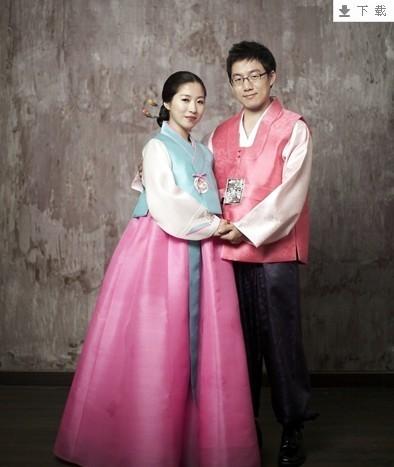 朝鲜-族 朝鲜族人比较喜欢素白色服装,以示清洁