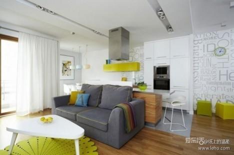 欧式美式日式中式新古典混搭 户型 单身公寓小户型一居两居三居四居lo