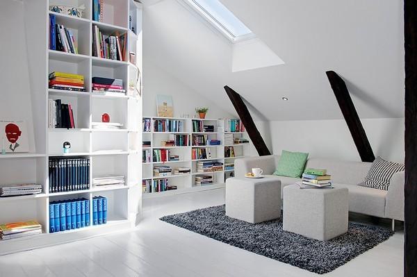 黑白风格装修效果图 家居方案推荐