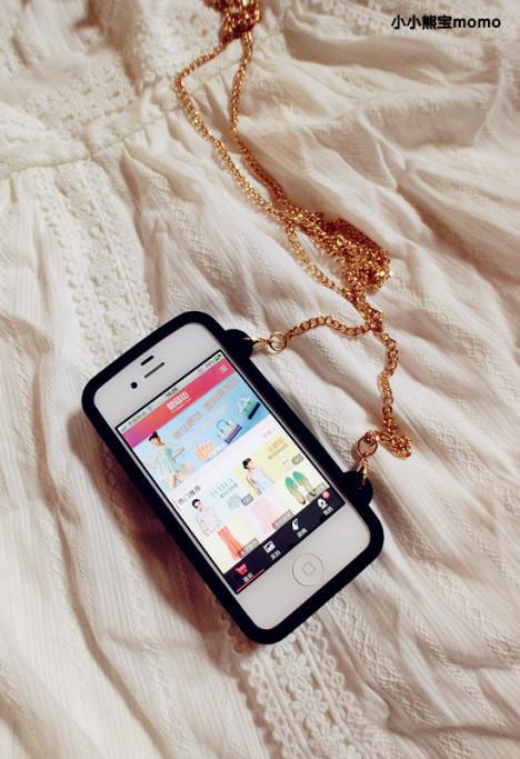 小皮包似的手机壳[心]梦仙奴的款式
